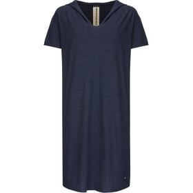 super.natural Chill Out Dress Damen navy blazer melange